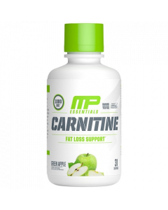 Musclepharm Essentials Liquid Carnitine 30 Serve