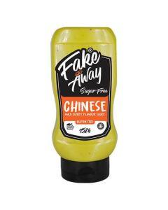 Chinese Fakeaway Sugar Free Curry Sauce 452ml