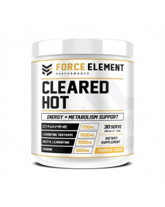 Force Element Cleared Hot Fat Burner