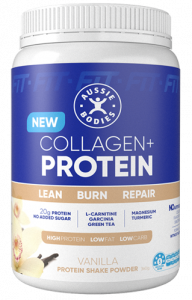 Aussie Body Fit Collagen+ Weight Management Protein 360g