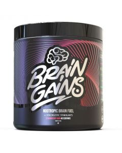 Brain Gains Black Edition Switch-On 40 Serve