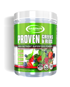 Gaspari Proven Greens & Reds - Superfood Powder