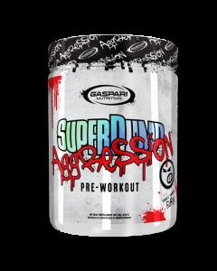 Gaspari Nutrition Superpump Aggresion 25 Serve
