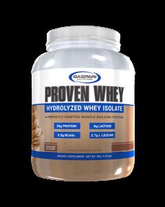 Gaspari Nutrition Proven Whey Isolate 4lb