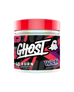 Ghost Lifestyle Burn Black Thermogenic - Limited Edition