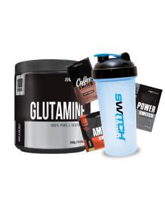 Switch Nutrition Glutamine 100 Serve