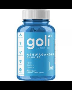 Goli Ashwa Ashwagandha Gummies