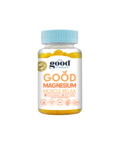Good Vitamin Co Gummies Magnesium Muscle Relax 60's