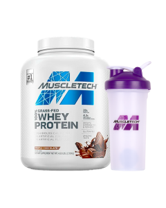 MuscleTech Grass Fed 100% Whey Protein  4.57lb
