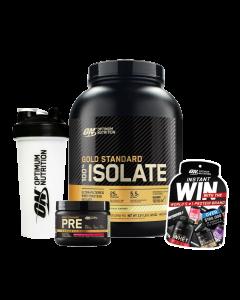 Optimum Nutrition Gold Standard 100% Isolate 5lb