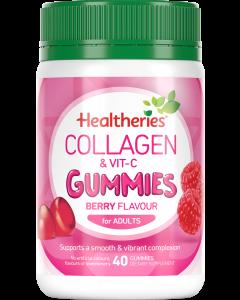 Healtheries Collagen & Vitamin-C Gummies