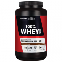 Horleys 100% Whey Plus 1kg