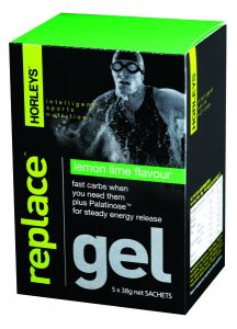 Horleys Replace Energy Gels 5x38 grams
