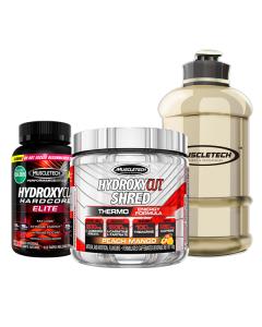 Muscletech Hydroxycut Shred