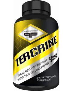 Primaforce Teacrine 50mg 120caps 02/20 Dated