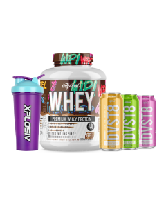 Inspired Whey Protein 5LB