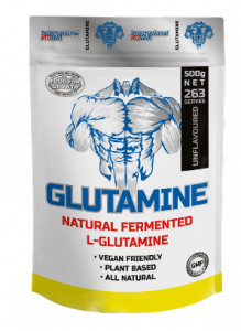 International Protein Natural Fermented L-Glutamine 500g