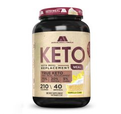 American Metaboix Keto Meal - 40 Meals