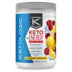 Ketologic KETO Energy - 30 serves