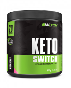 Switch Nutrition Keto Switch 20 Serve