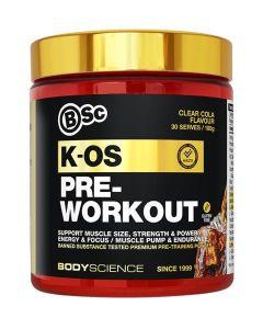 BSC KOS Pre-Workout 30 Serve