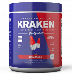 Sparta Nutrition Kraken Pre-Workout 40 Serve