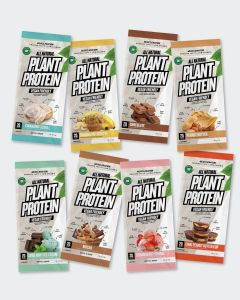 Muscle Nation Plant Protein Sample Pack