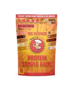 Macro Mike Plant Protein Assorted Samples Pack