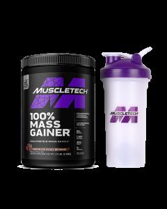 Muscletech 100% Mass Gainer 5.15lb