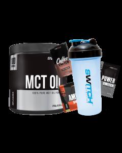 Switch Nutrition MCT Oil Powder 100 Serve