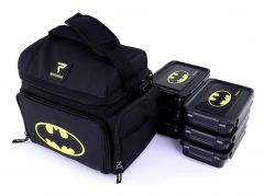 ERFORMA™ MATRIX All-In-One 6 Meal Prep Cooler Bags, Batman
