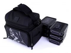 PERFORMA™ MATRIX All-In-One 6 Meal Prep Cooler Bags, Darth Vader