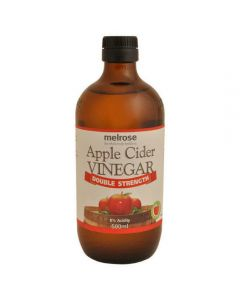 Melrose Apple Cider Vinegar Double Strength 500ml