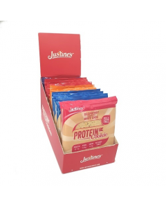 Justines Mixed Box of Assorted 25g Protein Cookies