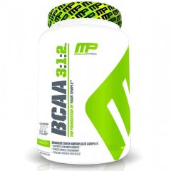 MusclePharm BCAA 240caps