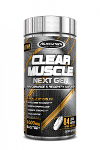 Muscletech Clear Muscle Next Gen 84ct