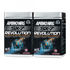 Muscletech Amino Build SX-7 Revolution 50 Serve