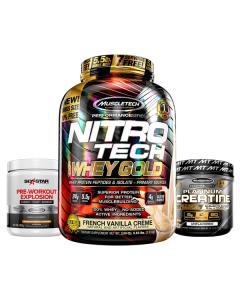 Xmas Muscletech Essentials Combo