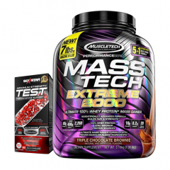 MuscleTech Mass Tech Extreme 2000 7lb