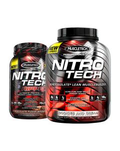 Muscletech Nitro-Tech 4lb