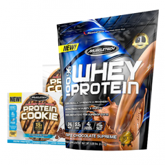 MuscleTech 100% Whey Protein 5lb
