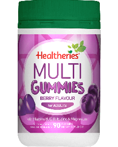 Healtheries Adult Gummies Multi 90s