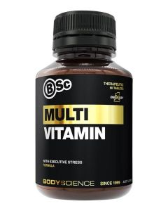 BSC Multi Vitamin - Executive Stress Formula