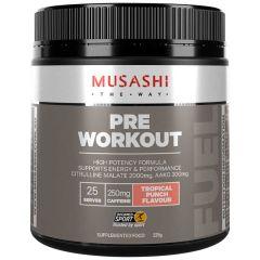 Musashi Pre-Workout