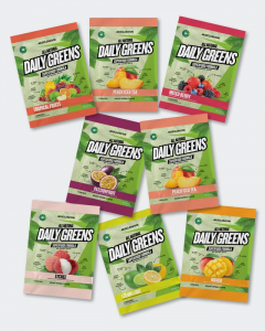 Muscle Nation Daily Greens Sample Pack