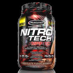 Muscletech Nitro-Tech Ripped 2lb 02/20 Dated