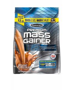 Muscletech 100% Premium Mass Gainer 12lb