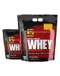 Mutant Whey 10lb Bag + 2lb FREE (Total 12lb)