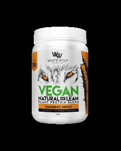 White Wolf Lean Vegan Protein 900g