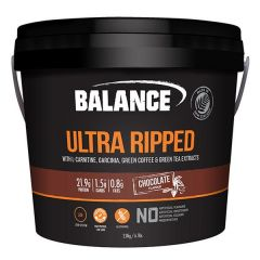 Balance Naturals Ultra Ripped Protein 2.8kg